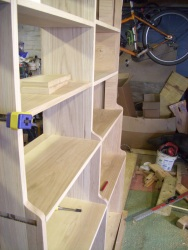 Bookcase Made to Order