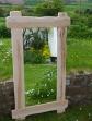 Rustic Maple Mirror H140 x W80 £160